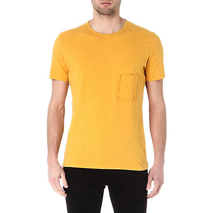 FOLK Nowness cotton t-shirt (Amber