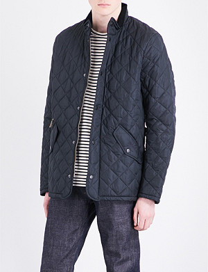 BARBOUR Chelsea quilted jacket