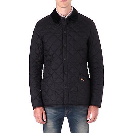 BARBOUR Liddesdale quilted jacket (Black