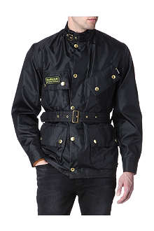 BARBOUR A7 Bright Brass International jacket