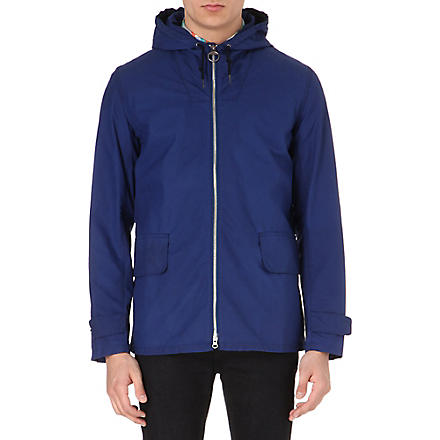 BARBOUR Norton & Sons Seaboard jacket (Navy