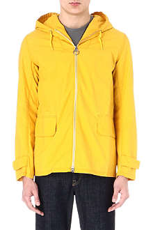 BARBOUR Hooded cotton jacket