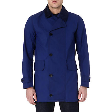 BARBOUR Stanhope coat (Blue