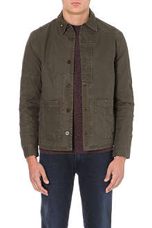 BARBOUR Department B Chamber overshirt