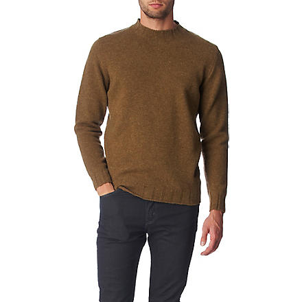 BARBOUR Stockman jumper (Tan