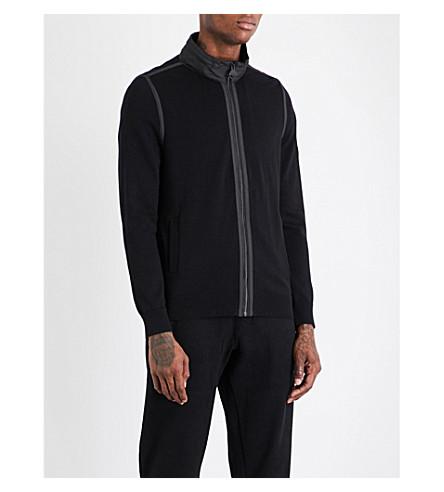BARBOUR Champion cotton jacket (Black