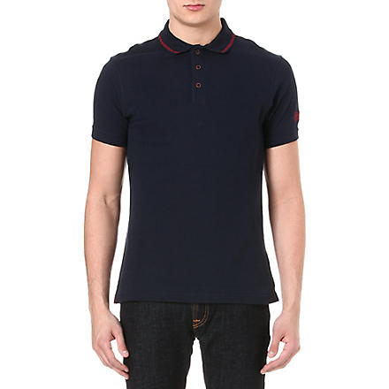 BARBOUR International polo shirt (Navy