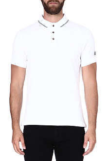 BARBOUR International cotton polo shirt