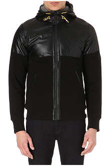 BARBOUR Contrast panel hoody