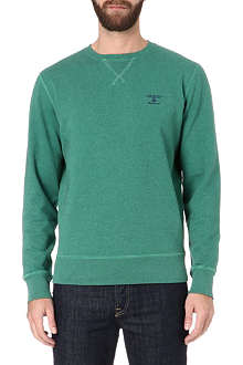 BARBOUR Logo sweatshirt