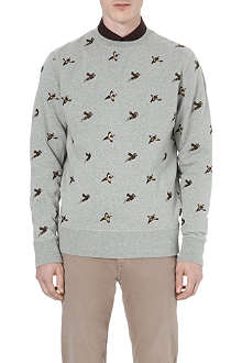 BARBOUR Pheasant sweatshirt