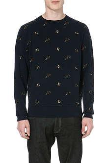 BARBOUR Pheasant sweatshirt