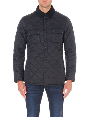 BARBOUR Akenside quilted jacket