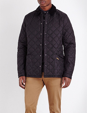 BARBOUR Liddlesdale quilted jacket