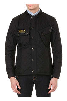 BARBOUR Tankerville quilted jacket