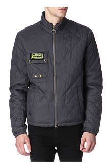 BARBOUR Bowmore quilted jacket