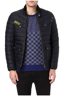 BARBOUR International Aviemore quilted jacket