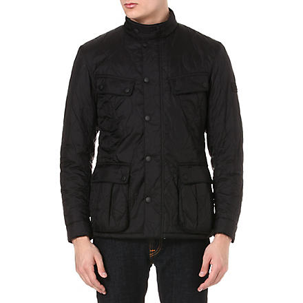 BARBOUR Ariel polarquilted jacket (Black