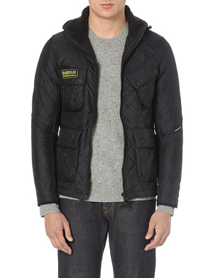 BARBOUR Paxton quilted jacket