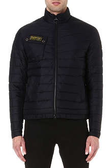 BARBOUR Chain International quilted jacket