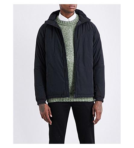 BARBOUR Leeve quilted parka jacket (Black