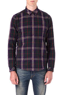 BARBOUR Kingsdown check shirt