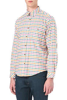 BARBOUR Bayfield checked shirt