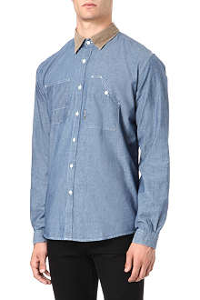 BARBOUR Lister chambray shirt