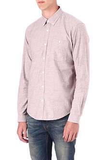 BARBOUR Leaton dusted shirt