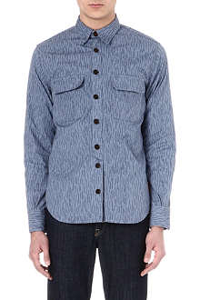 BARBOUR Dash printed shirt