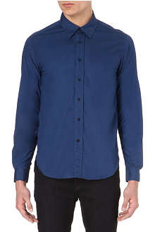 BARBOUR Plain cotton shirt