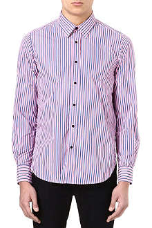 BARBOUR Striped cotton shirt