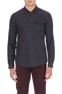 BARBOUR Brushed cotton shirt