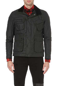 BARBOUR International patch pocket jacket