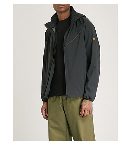 BARBOUR International Angle shell jacket (Black