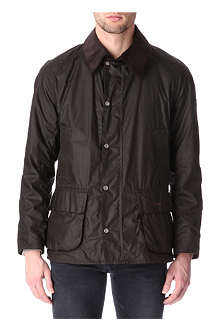 BARBOUR Barfield waxed jacket