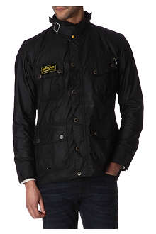 BARBOUR Bracken motorcycle jacket