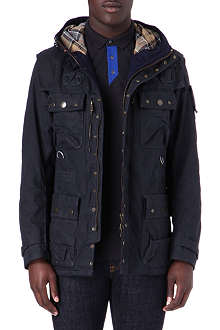 BARBOUR Shordace multipocket jacket
