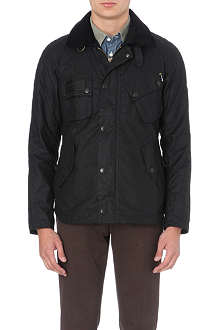 BARBOUR Apollo International coated-cotton jacket