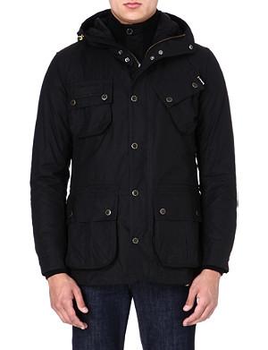 BARBOUR Fog waxed parka jacket