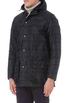 BARBOUR Durham blackwatch check jacket