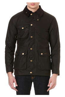 BARBOUR Bedale waxed fishing jacket