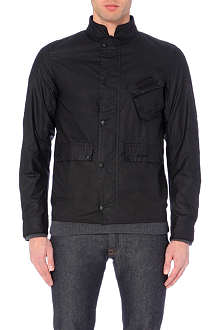 BARBOUR Ouston 40z waxed jacket
