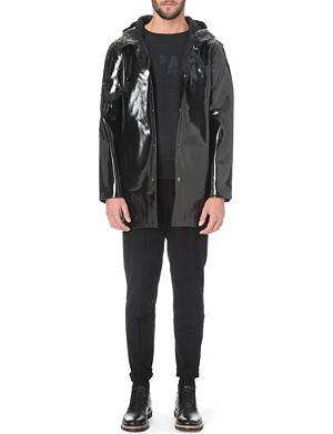 STUTTERHEIM Stockholm Opal waterproof raincoat