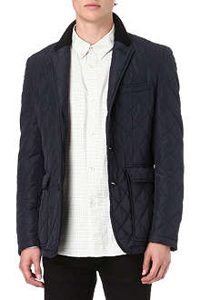 FARRELL Tailored quilted jacket