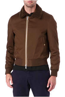 FARRELL Cotton bomber jacket