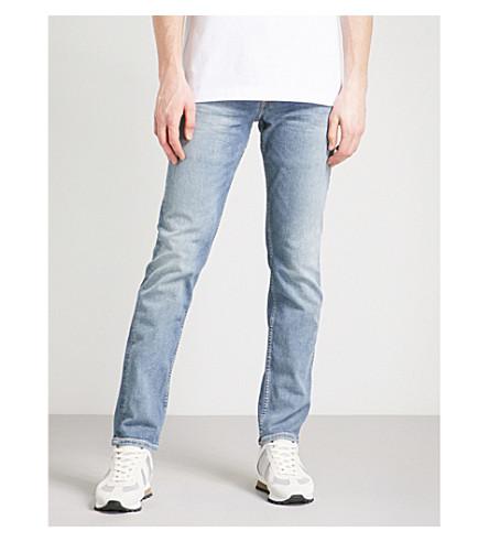 CALVIN KLEIN JEANS Slim-fit straight jeans (Yohaga