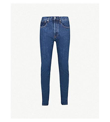 CK JEANSCKJ 017 修身版型紧身牛仔裤 (克里斯蒂娜 + 蓝