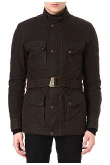 MATCHLESS Roadfarer waxed cotton jacket