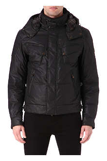 MATCHLESS Hampstead Blouson waterproof quilted down jacket